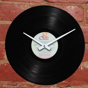 Barry White – Greatest Hits - Handmade Authentic Vinyl Clock From Original LP Record