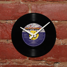 "Commodores - Three Times A Lady 7"" Single - Handmade Vinyl Record Clock Using Original 45"