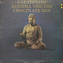 Cat Stevens - Buddha And The Chocolate Box - Handmade Authentic Vinyl Clock Using Original LP Record