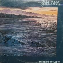 Santana - Moonflower Record 1 - Authentic Vinyl Clock Made From Original LP Record