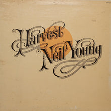 Neil Young - Harvest - Handmade Vinyl Clock Using Original LP Record