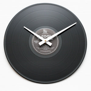 "LL Cool J <br>Phenomenon Single <br>12"" Vinyl Clock"