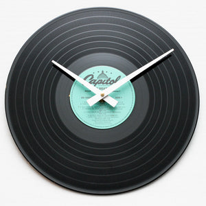 "The Beatles <br>Rock 'n' Roll Music Vol. 1<br> 12"" Vinyl Clock"