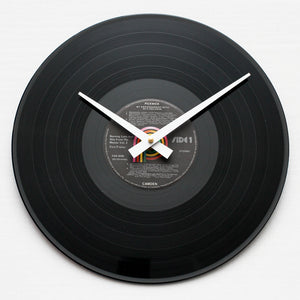 "Elvis Presley<br> Burning Love <br>12"" Vinyl Clock"