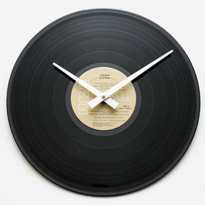 "David Bowie <br>Lodger<br> 12"" Vinyl Clock"