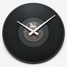 "The Godfather<br> Soundtrack<br> 12"" Vinyl Clock"