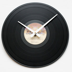 "KISS <br>Alive Record 2<br>12"" Vinyl Clock"