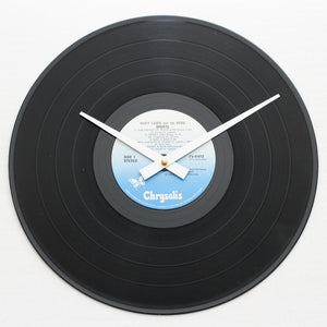 "Huey Lewis & The News<br> Sports <br>12"" Vinyl Clock"