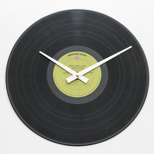 "James Taylor<br> Sweet Baby James<br>12"" Vinyl Clock"