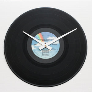 "Miami Vice<br> TV Soundtrack <br>12"" Vinyl Clock"