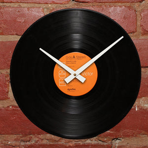 David Bowie - David Live Record 1 - Authentic Vinyl Clock Made From Original LP Record
