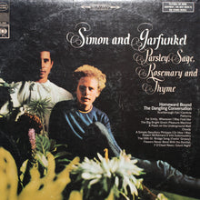 "Simon & Garfunkel<br>Parsley, Sage...<br>12"" Vinyl Clock"
