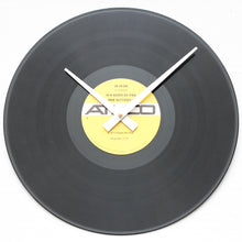 "Iron Butterfly<br>In-A-Gadda-Da-Vida<br>12"" Vinyl Clock"