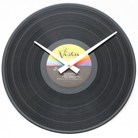 "Fantasia<br>Digital Soundtrack Record 2<br>12"" Vinyl Clock"