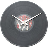 "David Lee Roth<br>Skyscraper<br>12"" Vinyl Clock"