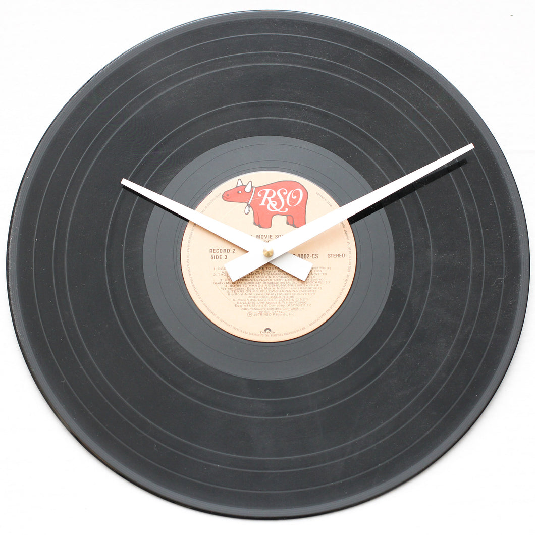 Grease<br> Soundtrack Record 2 <br>12