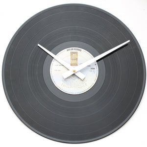 "Lindsey Buckingham<br>Law & Order<br>12"" Vinyl Clock"