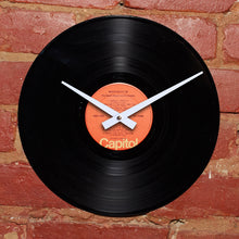 Beach Boys - Live In London '69 - Handmade Vinyl Record Clock Using Original LP