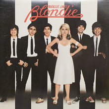 Blondie - Parallel Lines - Authentic Vinyl Clock Made From Original LP Record