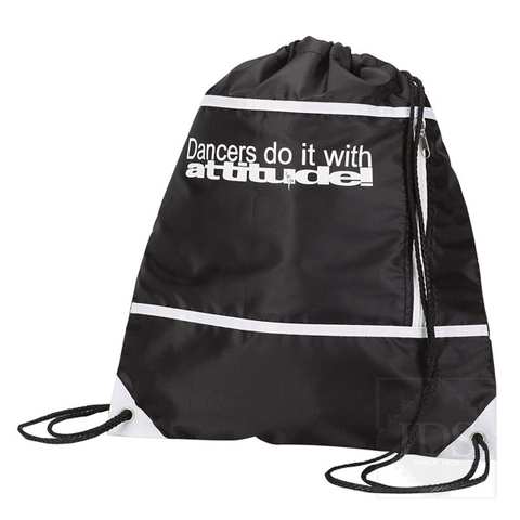 Dancers do it with attitude kit bag