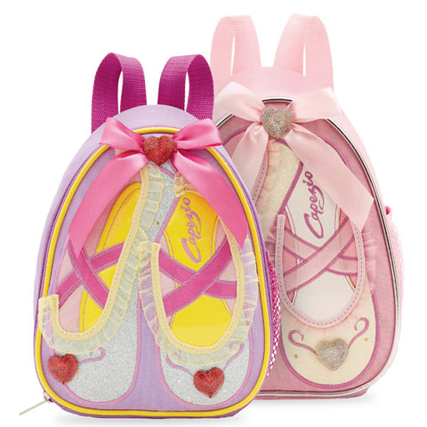 Capezio ballet shoe backpack