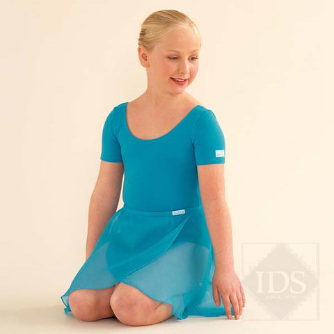 Royal Academy of Dance - Freed crossover pull on georgette skirt