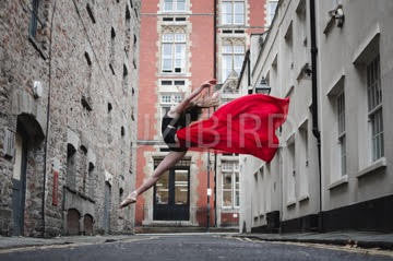 Grand Jete print - The Bristol Ballerina project
