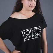 Pointe Apparel Loose Fit Tee