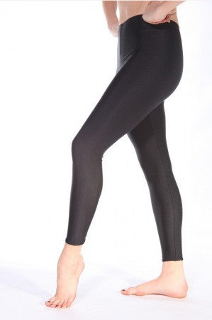 Lycra footless leggings