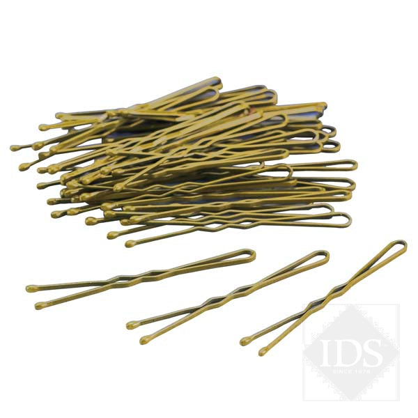 Light hair pins