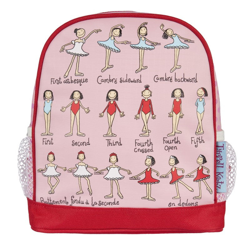 Tyrrell Katz toddler ballet mini backpack
