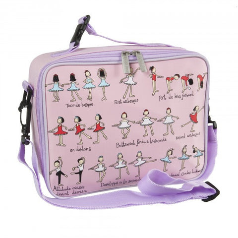 Tyrrell Katz ballet lunch bag