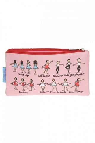 Tyrrell Katz ballet pencil case