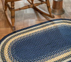 Braided Rugs - Ovals
