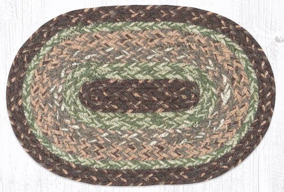 MS-9-110 Moss Bark Swatch