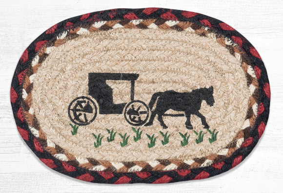OMSP-319 Amish Buggy Swatch