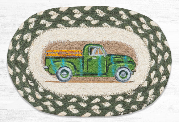 OMSP-338 Vintage Green Truck Swatch
