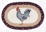 MSP-602 Black & White Rooster Swatch