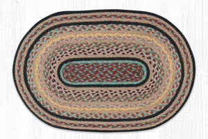 C-782 Classic Stucco Braided Rug