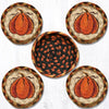 CNB-222 Harvest Pumpkin Coasters