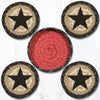 CNB-238 Black Star Coasters