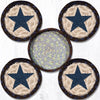CNB-312 Blue Star Coasters