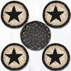 CNB-313 Black Star Coasters