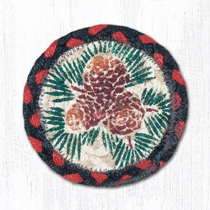 IC-019 Pinecone Coaster