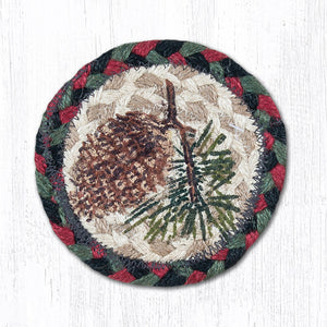 IC-081 Pinecone Coaster