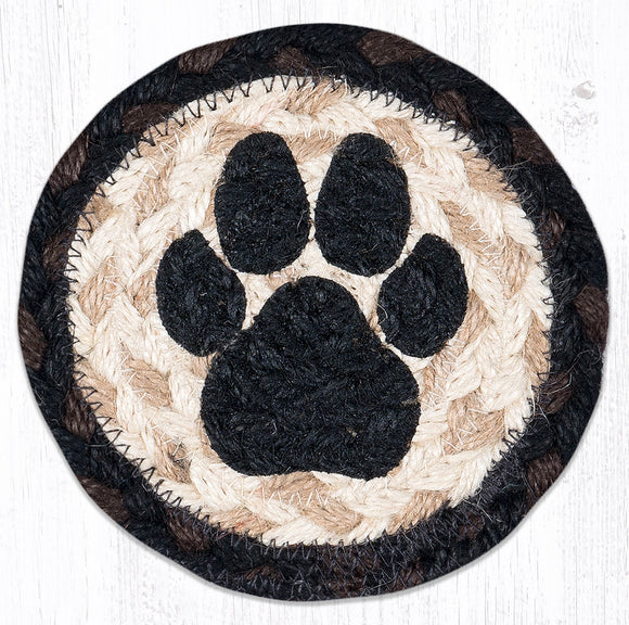 IC-313 Dog Paw Coaster
