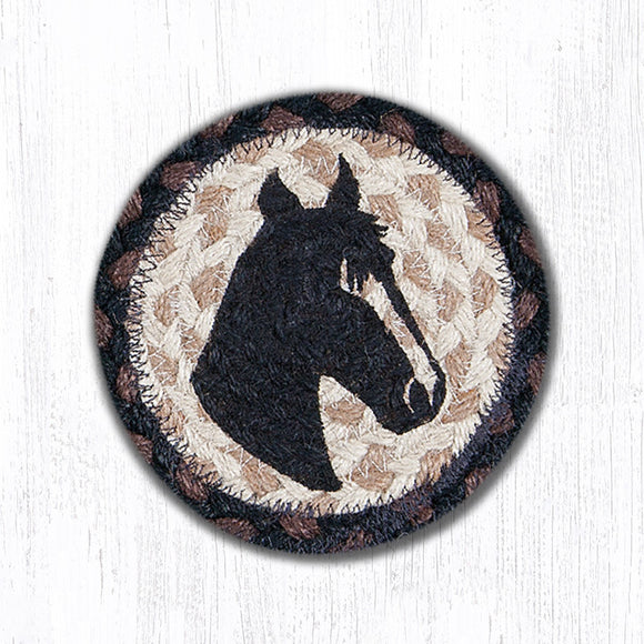 IC-313 Horse Portrait Coaster