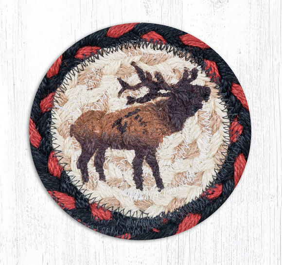 IC-319 Winter Elk Coaster