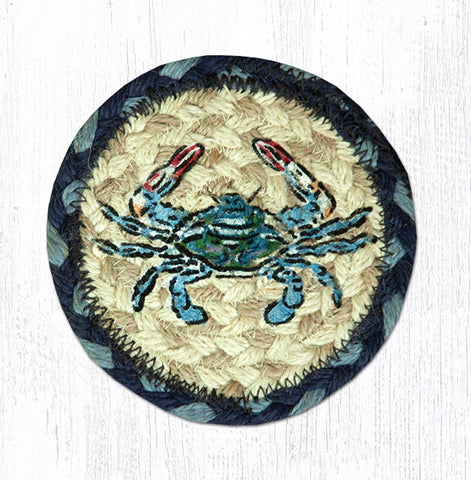 IC-359 Blue Crab Coaster
