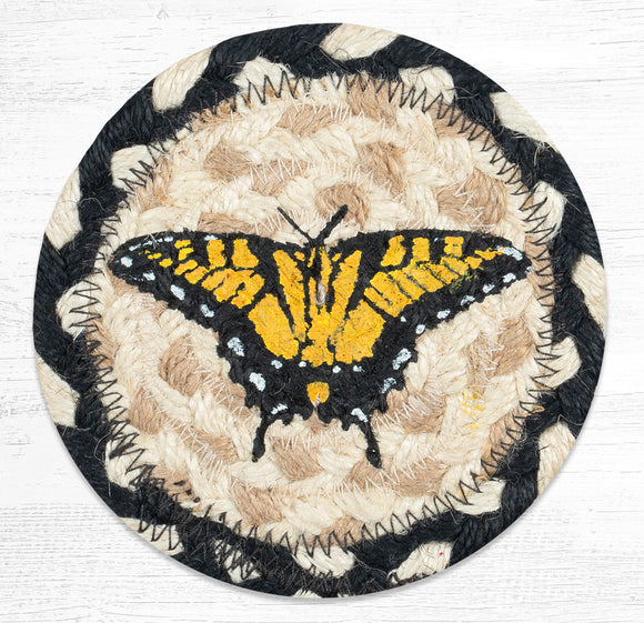 IC-430 Swallowtail Butterfly Coaster